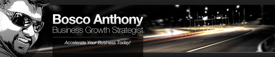 BoscoAnthony.com - Business Growth Strategist